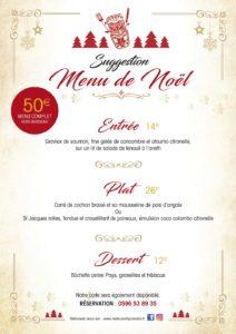 menu 25